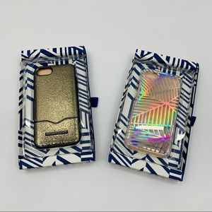 Rebecca Minkoff Set of Two IPhone 7/8 Cases
